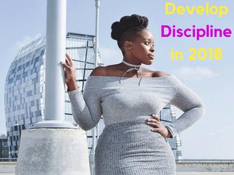 How to Develop Discipline