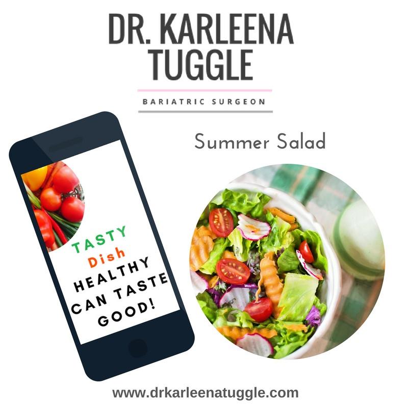 Summer Salad Bariatric