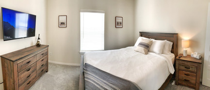 Longhorn Buffalo Room