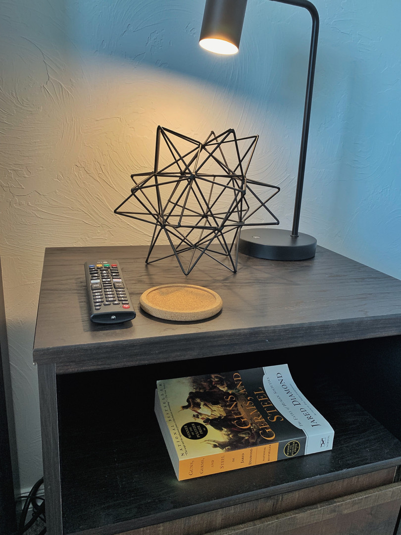 Dustbowl Nightstand