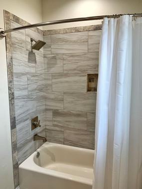 Longhorn 3rd Shower