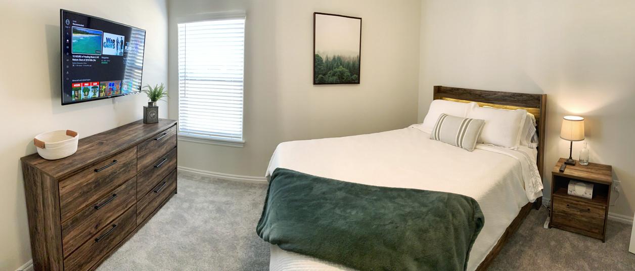 Longhorn Green Room
