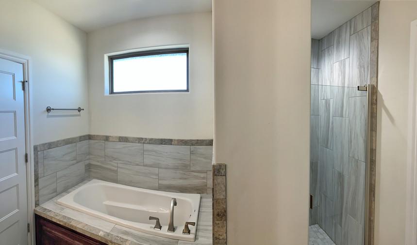 Longhorn Master Bath