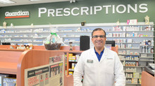 Pharmacist Helping Syrian Refugees