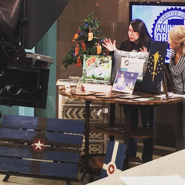 Was so awesome being featured on Indy Style today!