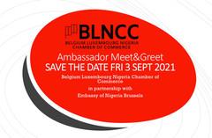 Ambassador MEET & GREET Brussels 2021
