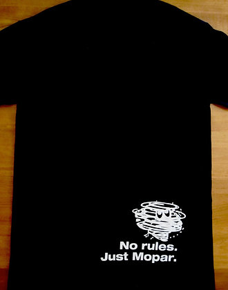 No Rules Short Sleeved T