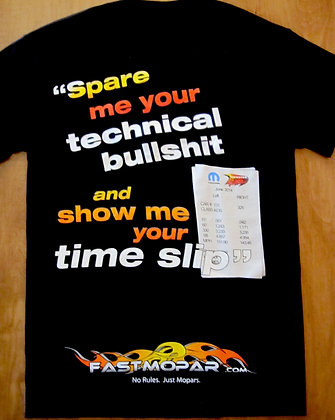 Technical BS Short Sleeved T