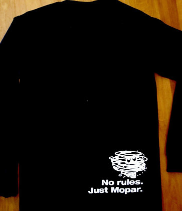 No Rules Long Sleeved T