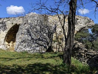 Sur les chemins du Pont du Gard
