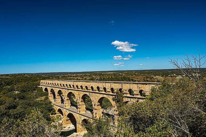 Pont du Gard 2021