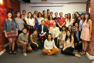 Primer Encuentro de Ex Becarios Argentinos a China 第一届阿根廷中国留学生联欢会