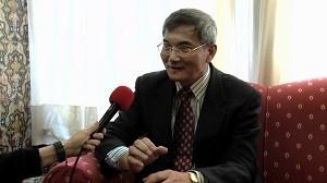 El Español en China: experiencias de una vida, a cargo del Dr. Lu Jingsheng 上海外国语大学陆经生教授: 西班牙语在中国