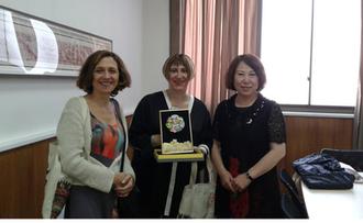 Reunión en Chile con la Delegación de la BLCU de China 在智利与北京语言大学代表团会谈