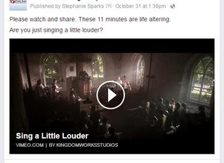 Sing a Little Louder