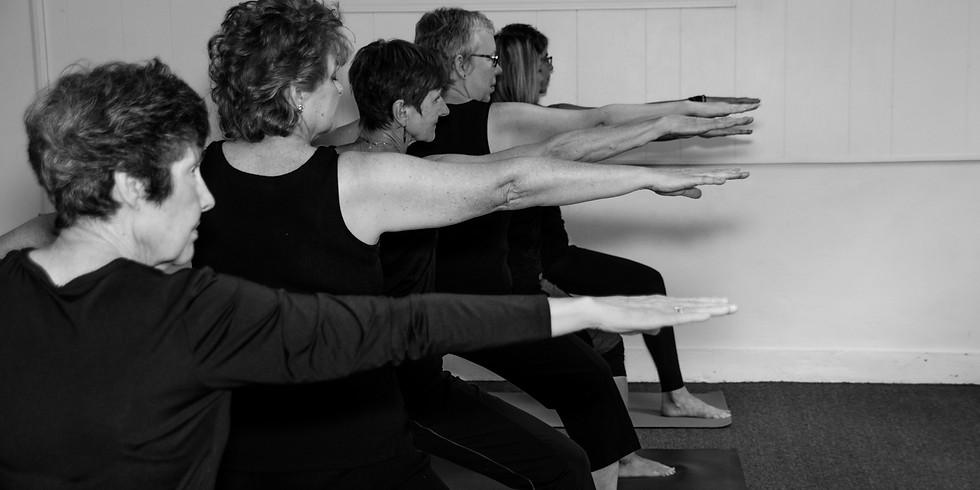 Better Balance - Basics of Building Lower Body Strength