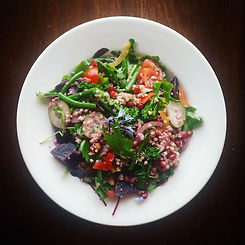 Superfood Salad at The Pink Elephant