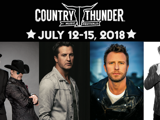 2018 Brings new artists and 4 days of Main Stage acts in Craven!