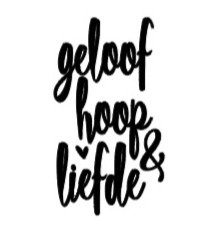 Geloof, Hoop & Liefde