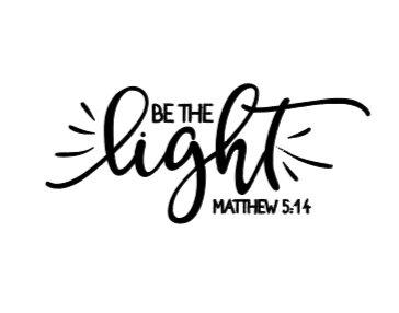 Verse: Mateo 5:14