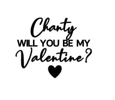 Name, be my Valentine