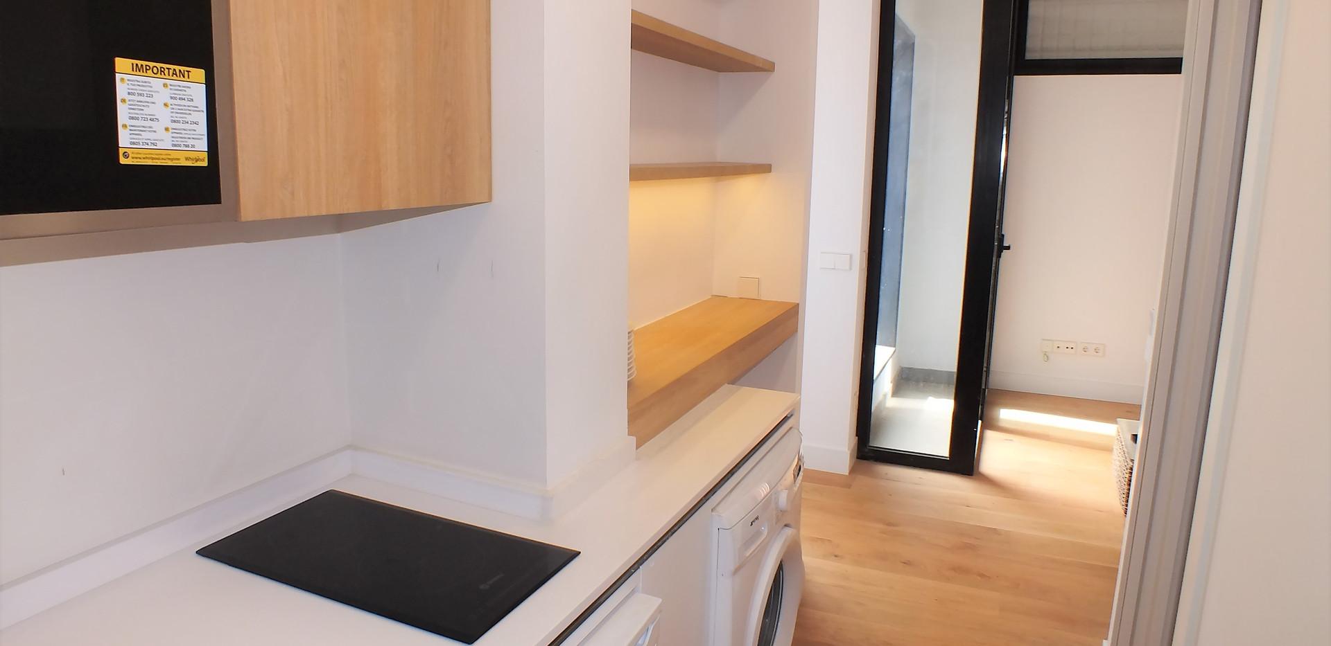 Apartamento en Padilla 6 (Barrio Salamanca)