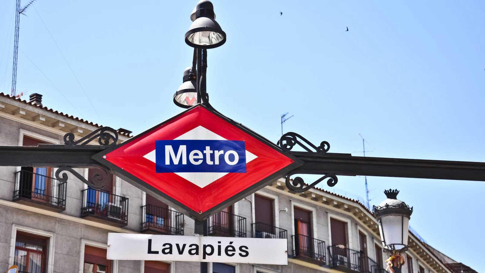 Metro de Lavapiés
