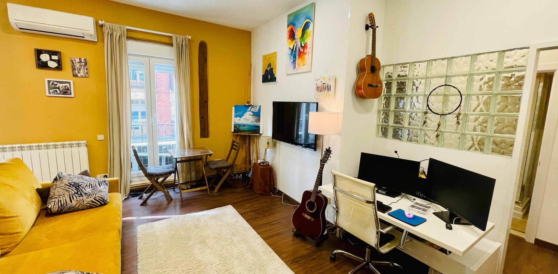 Apartamento en calle Ilusitración