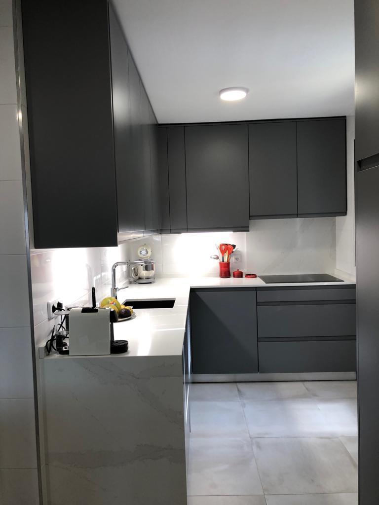 Cómo puede quedar tu nueva cocina