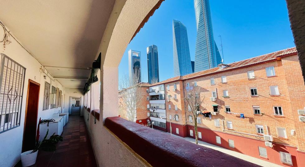 Apartamento en calle Pablo Luna