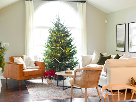 Our Holiday Home Tour