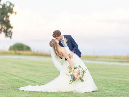 Carley + Daniel | An Appalachian Wedding | Charlotte Wedding Photographer