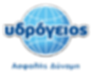 "Logo of Insurance company in Limassol named ""Ydrogeios"""