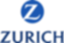 "The logo of a European Insurance provider named ""Zurich"""