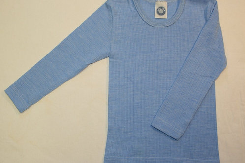 Hemd ab Gr.92, Blau