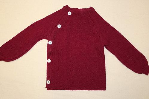 Wollpulli pink, ab Gr.50 von Reiff