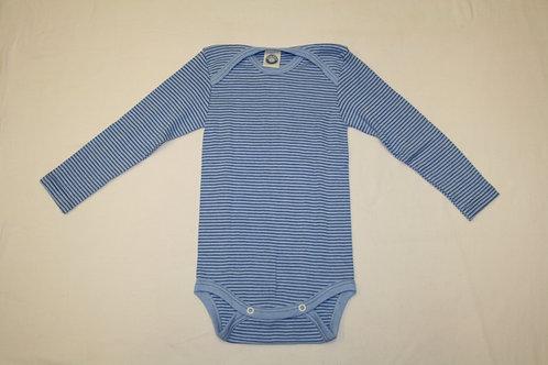 Baby Body langer Arm, Baumwolle (Bio) ab Gr.50