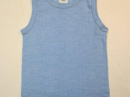 Achselhemd ab Gr.92, blau