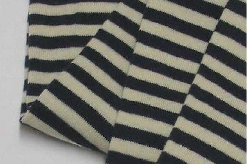 Wollstrumpfhose ab Gr.92, Braungestreift
