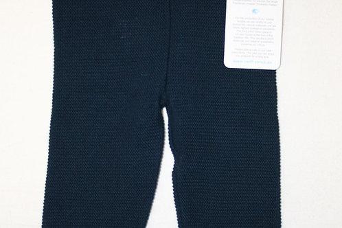 Strickhose blau ab Gr.50, von Reiff