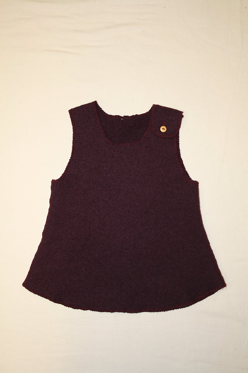Kleidchen aus Walk ab Gr.92