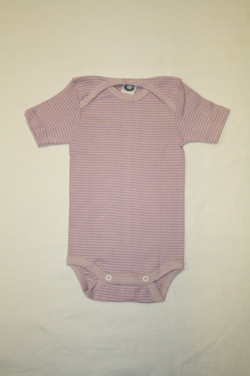 Baby Body kurzer Arm, Baumwolle (Bio) ab Gr.50