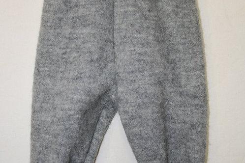 Walkhose gefüttert, grau
