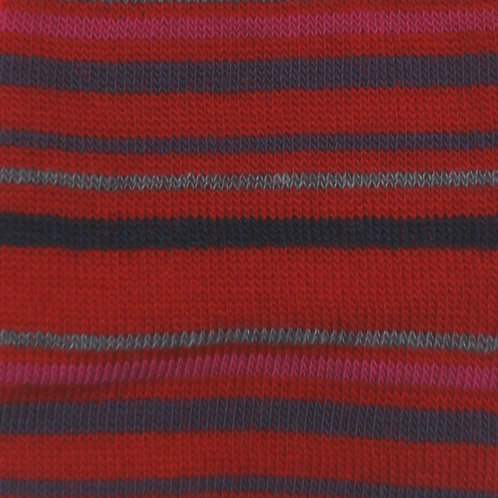 Wollstrumpfhose ab Gr.92, Rotgeringelt