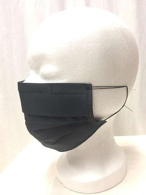 Maske, grau