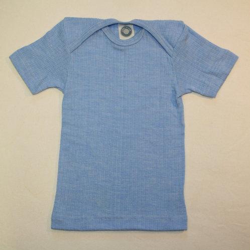 T-Shirt Schlupfhemd ab Gr.50, Blau