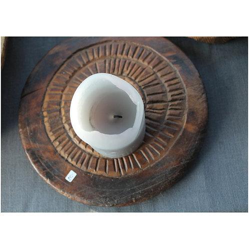 Houten roti - plankje uit India