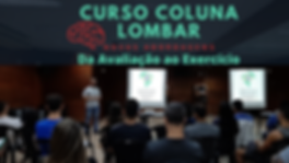 CURSO COLUNA LOMBAR