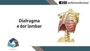 Diafragma e dor lombar