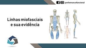 Linhas miofasciais e sua evidência